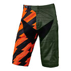 Troy Lee Designs TLD Moto Short Caustic Army Green BMX Mountain Cycling 22510880