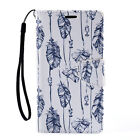 For LG Stylo LS 770 / K7 / G4 Magnetic Flip Card Wallet Stand Leather Case Cover