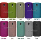 Brushed TPU Gel Case For Motorola Moto G (2nd Gen),G2,G+1, XT1063/ XT1069