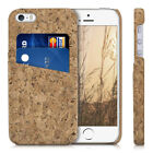 kwmobile  CORK CASE FOR APPLE IPHONE SE 5 5S CASE TABLET PROTECTIVE COVER