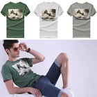 London Bridge Novelty Men Casual Short Sleeve Graphic Top 3D printed Blouse