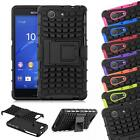 Alligator Heavy Duty Hard Back Shockproof Case Cover for Sony Xperia Z3 Compact