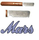 MARS DOG Pro Undercoat Hair Coat Fur Hand STRIPPING Carding Trimming KNIFE Knive