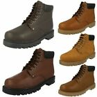 Mens Truka Lace Up Boots Style MAL66 ~ N