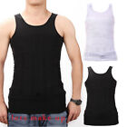 Men Shaper Underskirt Shapewear Vest Slimming Black White Sport Gym Body Skirt