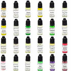 Fragrance oils for oil burners - room and home scent - 10ml - aromatherapy