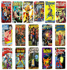 DC Marvel Comic Book Flip Case Cover for Apple iPhone 4 4s 5 5s 6 Plus - 08