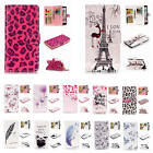 For LG G4 Stylus / Stylo LS770 Embossment 9 Card Slots Leather Wallet Case Cover