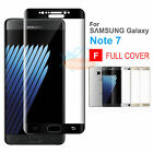 Full Cover 3D Curved Tempered Glass Screen Protector for Samsung Galaxy Note 7