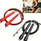 New Jump Rope Adjustable Bearing Speed Aerobic Exercise Boxing Skipping Fitness image