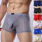 ❀ New Fashion Sexy Mens Underwear Boxer Briefs Underpants Bulge Pouch Shorts ❀