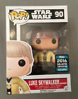 Star Wars Celebration 2016 EXCLUSIVE Funko Pop # 90 LUKE SKYWALKER CEREMONY