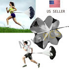 "40"" 48"" 56""in Speed Training Resistance Parachute Chute Power For Running Sport"