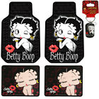 Classic Betty Boop Kiss Timeless Car Truck Plastic Clear Floor Mats Front / Rear $30.79 USD on eBay