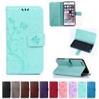 New Pattern Leather Magnetic Flip Wallet Case Cover For Samsung Galaxy J3 J5 J7
