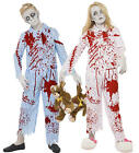 Zombie Pyjama Kids Halloween Fancy Dress Horror Childrens Boys Girls Costume New