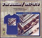 1 CENT CD 1967-1970 - The Beatles SEALED 2CD BOX + T-SHIRT XL (EXTRA LARGE)