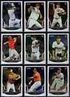 2013 Bowman Draft Picks & Prospects Chrome Rookie Card RC You Pick the Player