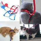 Adjustable Cat Puppy Pet Harness Collar Lead Leash Traction Safety Rope Sanwood