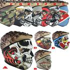 Motorcycle Ski Bike Balaclavas CS Winter Outdoor Neck Full Face Mask Veil Sport