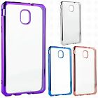 For Samsung Galaxy S7 Active TPU CANDY S-Line Flexi Gel Skin Case +Screen Guard