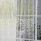 Wintersweet Pattern Window Decor Valance Bedroom Living Room New Curtain Sanwood