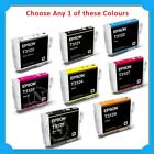Any 1x Epson Genuine T3120-T3129 Hi-Gloss2 Ink Cartridge for SureColor SC-P405