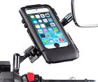 Moped Scooter Mirror V2 Mount + Tough Waterproof Case for Apple iPhone 6 6s 4.7