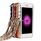 Luxury Aluminum Metal Button Cleave Frame Bumper Case Cover For iPhone 6 6S S0BZ