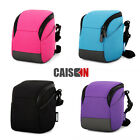 Digital Camera Case Shoulder Bag For Panasonic Lumix DMC FZ200 FZ330 GF8 GF7 GX8