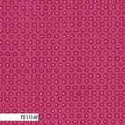 NELLIE HILL ROSALIE QUINLAN MINI DAISY PINK QUILT SEW CRAFT FABRIC *Free Oz Post