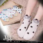 Japan lolita cartoon fantasy Moomin valley Moominpappa ankle socks JMA7037
