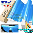 *3D Carbon Fiber Black Vinyl Car Auto Wrap Sticker Decal Film Sheet Bubble Free