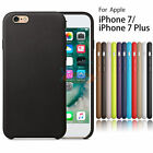 For Apple iPhone 7/7 Plus Slim Luxury PU Leather Ultra-thin Back Case Cover