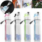 500ml Double Wall Insulated Spray Water Bottle Cycling Running Leak-proof Cup