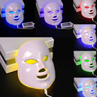 HOT  7 Colors Light Photon LED Facial Mask Skin Rejuvenation Beauty Therapy 2016