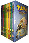 Manga Anime Pokemon Adventure Black & White,Ruby & Saphire Collection Box Set