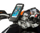 Motorcycle Locking Strap Bike Mount + Tough Waterproof Case for iPhone 6 6s 4.7""
