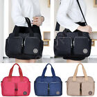 New Women Nylon Tote Crossbody Handbags Casual Shoulder Travel Nappy Diaper Bag