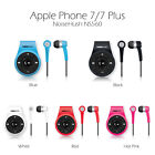 Apple Phone 7/7 Plus, NoiseHush NS560 Clip-on Bluetooth Dongle & Stereo Headset