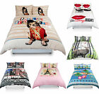 3D Digital Photo Print Duvet Quilt Cover Bedding Set with Pillowcases All Size