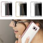 Shockproof Ultra Slim Silver/Rose Gold/Gold Case Cover for Samsung Galaxy S0BZ