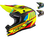Oneal 7 Series Evo Chaser Motocross Helmet O'Neal MX Quad Dirt Bike GhostBikes