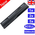 New Battery For HP Compaq Presario CQ40 CQ50 CQ60 CQ61 Pavilion DV4 DV5 DV6 G60