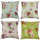 Scatter Box Summer Bloom Floral Feather Filled Cushion