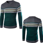 Men Casual Knitwear Slim Knitted Cardigan Pullover Jumper Sweater Top Coat M-2XL