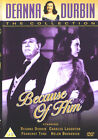 DEANNA DURBIN THE COLLECTION DVD - BECAUSE OF HIM
