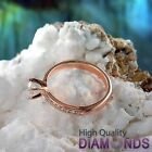 Natural Diamond Engagement Ring 14k Gold Jewelry 1.25 CT SI/G-H Size 5 Enhanced