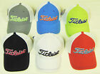 Titleist Fitted Stretch Tech Golf Cap Hat, Pick Size & Color!