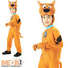 Scooby Doo Boys Fancy Dress Halloween TV Cartoon Dog Animal Childs Kids Costume